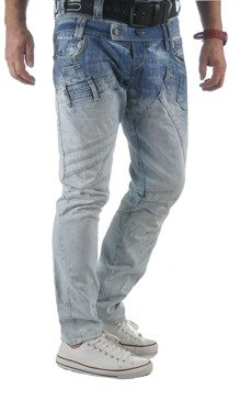 Jeans CIPO BAXX CD253 LIGHT BLUE