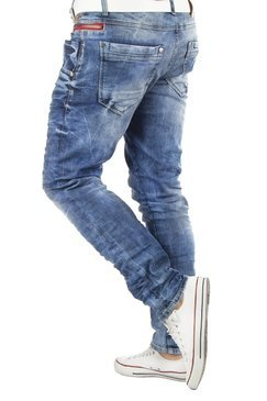 Jeans CIPO BAXX CD394 BLUE