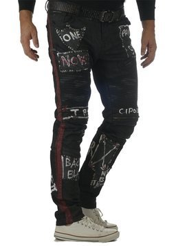 Jeans CIPO BAXX CD571 BLACK