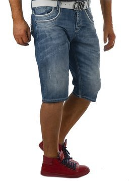 Shorts CIPO BAXX CK114 BLUE