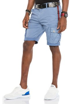 Shorts CIPO BAXX CK192 BLUE