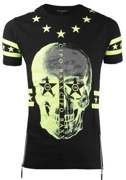 T-SHIRT CIPO BAXX CT272 NEON GREEN