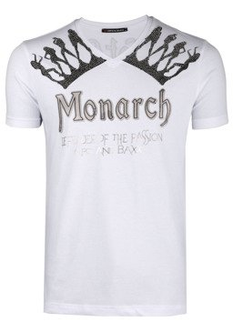 T-SHIRT CIPO BAXX CT377 WHITE