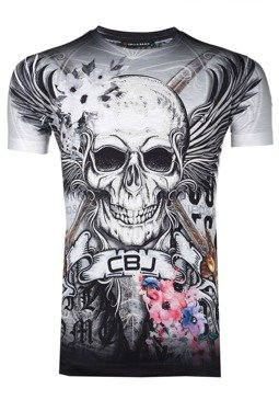 T-SHIRT CIPO BAXX CT436 ANTHRACITE