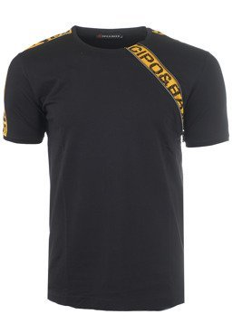 T-SHIRT CIPO BAXX CT472 BLACK