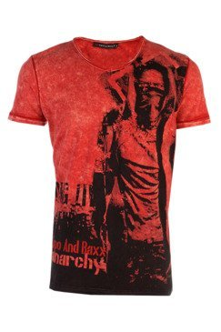 T-SHIRT CIPO BAXX CT483 RED