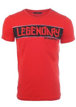 T-SHIRT CIPO BAXX CT501 RED