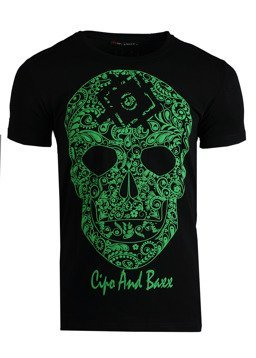 T-SHIRT CIPO BAXX CT502 BLACK