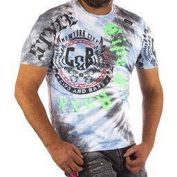 T-SHIRT CIPO BAXX CT641 BLUE
