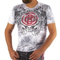 T-SHIRT CIPO BAXX CT642 ANTRACITE