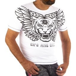 T-SHIRT CIPO BAXX CT644 WHITE