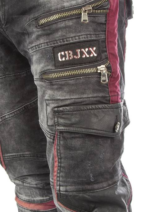 Jeans CIPO BAXX CD561 BLACK